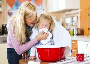 чем прочистить пазухи носа новорожденному в домашних условиях