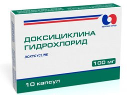 Как принимать таблетки Доксициклин: инструкция по применению
