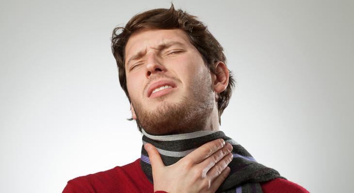 лечим горло фурацилином