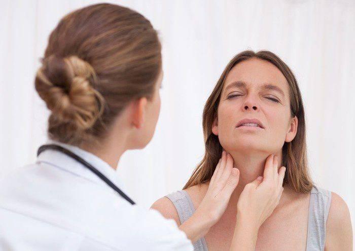 Боль в горле - главный симптом ангины