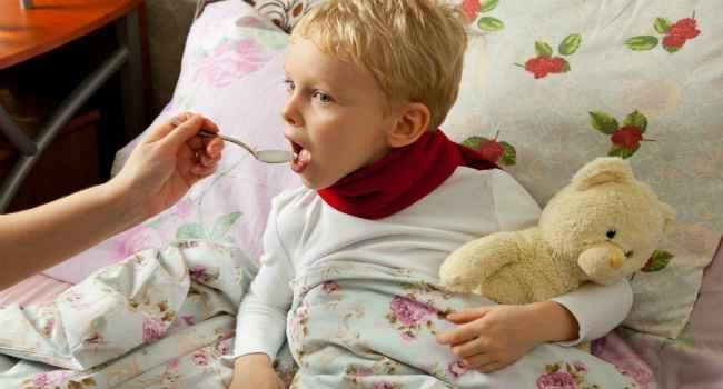 геделикс для детей-лечение