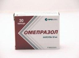 Как принимать таблетки Омепразол: инструкция по применению