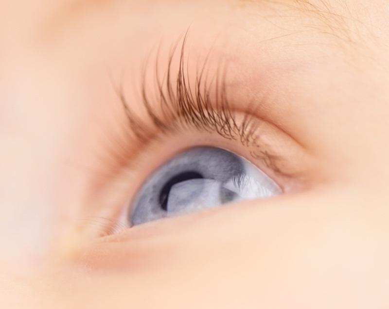 Гноение глазок у новорожденного ребенка
