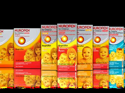 Для чего применяется Нурофен: инструкция по применению детского сиропа