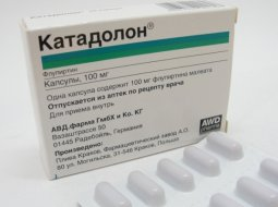 От чего помогают таблетки Катадолон: инструкция по применению