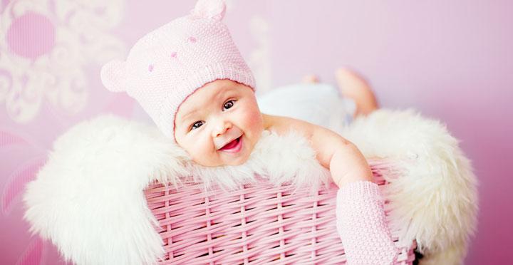Малыш девочка
