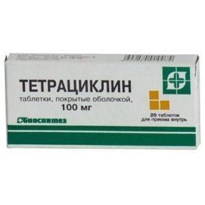 Стоит ли применять тетрациклин от поноса самостоятельно