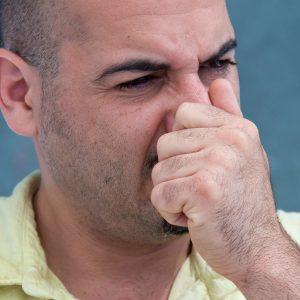 Раздражение носа