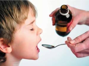 Принимаем лекарства при заболевании