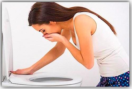 Тошнота, рвотные позывы при беременности