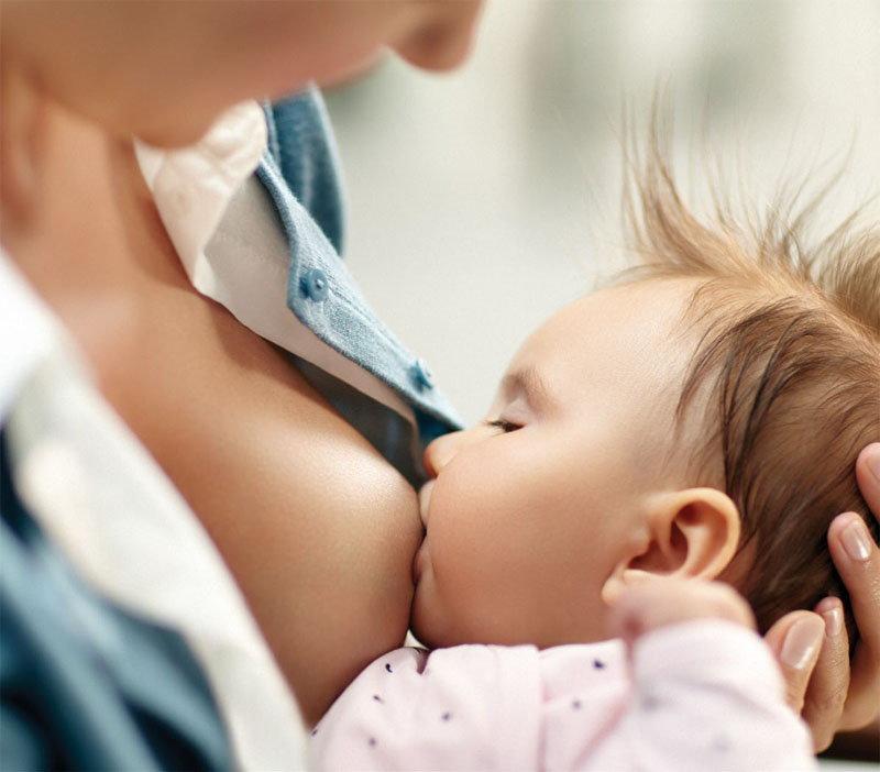 кормление грудью и сцеживание молока