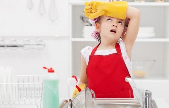 Если дети не хотят убираться в доме или комнате, что делать?