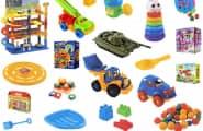Любимые игрушки для детей