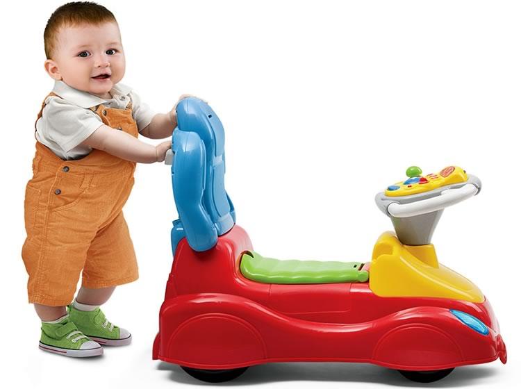 Каталка для малыша