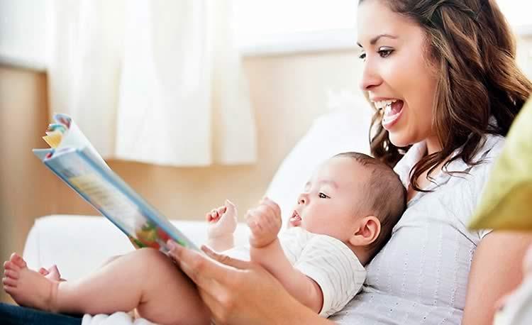 Читаем с малышом