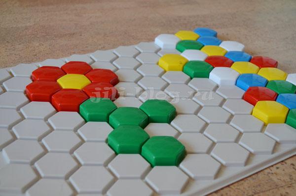 Мозаика для малышей от 1 года
