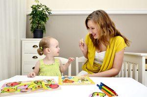 Занятия дома с ребёнком 4 лет