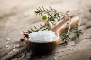 Рецепт лечебного раствора из морской соли для промывания носа