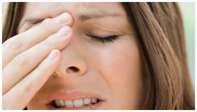Отек слизистой вызван заболеваниями ЛОР органов
