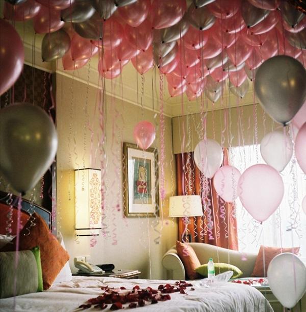 шарики на день рождения фото