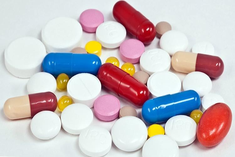 Гора таблеток