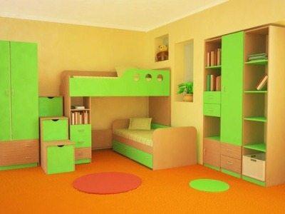 Старайтесь, чтобы вся комната выглядела стильно и гармонично.