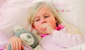Симптоматика лающего кашля