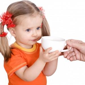 Диета при лечении кашля у детей