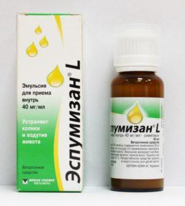 Эспумизан L препарат от коликов