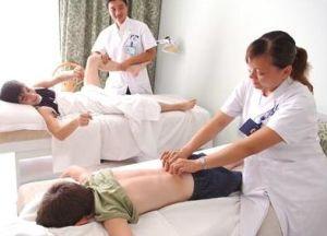 Принципы массажа при скалиозе