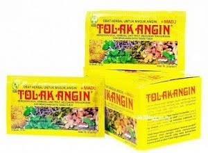 Tolak Angin - средство от простуды