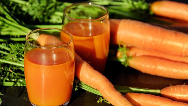 Морковь содержит антиоксиданты