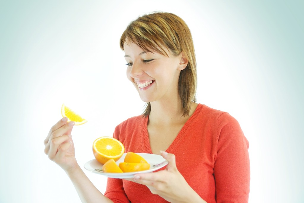 Апельсины при грудном вскармливании