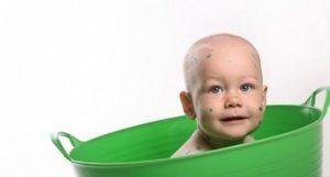 можно ли купать ребенка при ветрянке