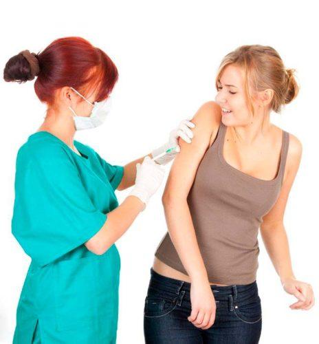 Что будет если искупать в прививкой манту