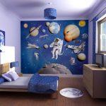 Фотообои на космическую тему