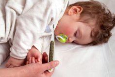 Грипп у детей: симптомы и лечение