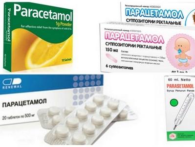 Как принимать сироп Парацетамол: инструкция по применению для детей
