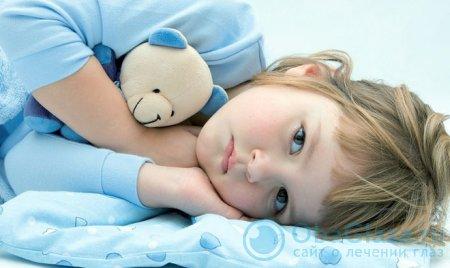 Сомнамбулизм у детей