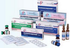 Полиоксидоний от демодекоза
