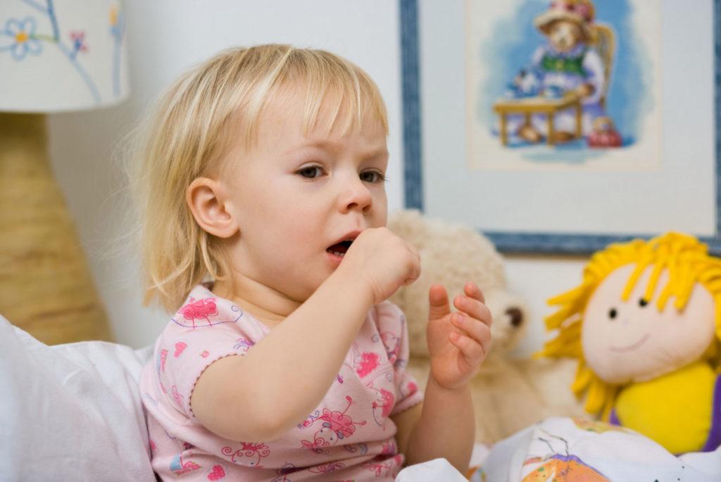 Причины ночных приступов кашля у детей