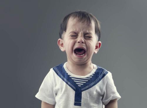 Возможное осложнение после прививки - длительный плач