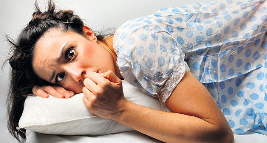 Беспокойный сон - признак беременности