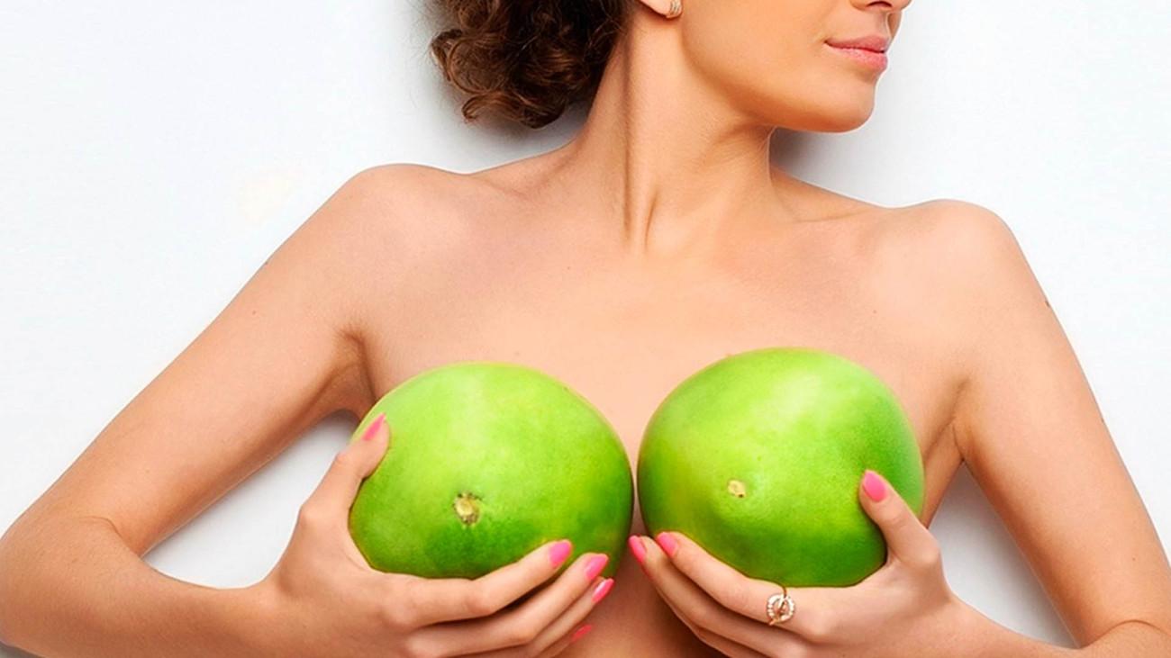 Увеличение груди - признак беременности