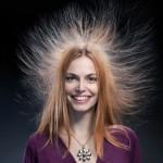 От каких расчесок волосы не электризуются
