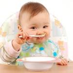 Рацион питания ребёнка до года