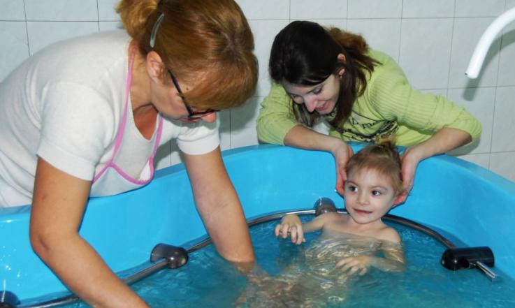 Лечение детей с ДЦП