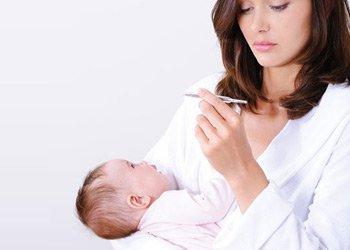Деринат Рыхлое горло у грудничка: насколько это опасно?