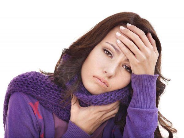 Боль в горле один из признаков ЛОР заболеваний