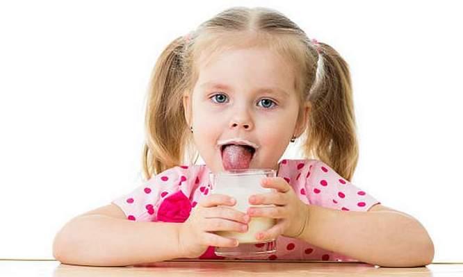 Польза йогурта для ребенка